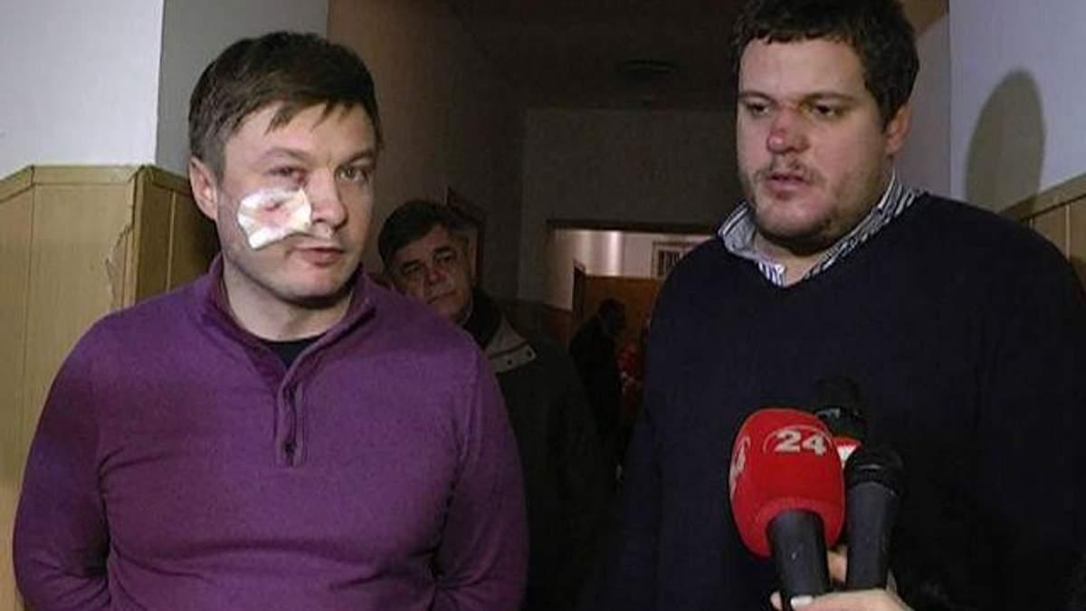 Событие дня: избили депутата-свободовца Ильенко
