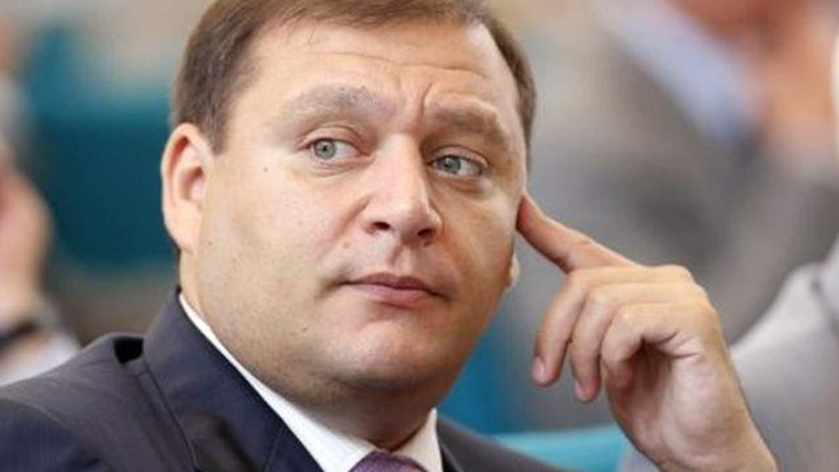 Добкин посмеялся над избитым свободовцем Ильенко (Фото)
