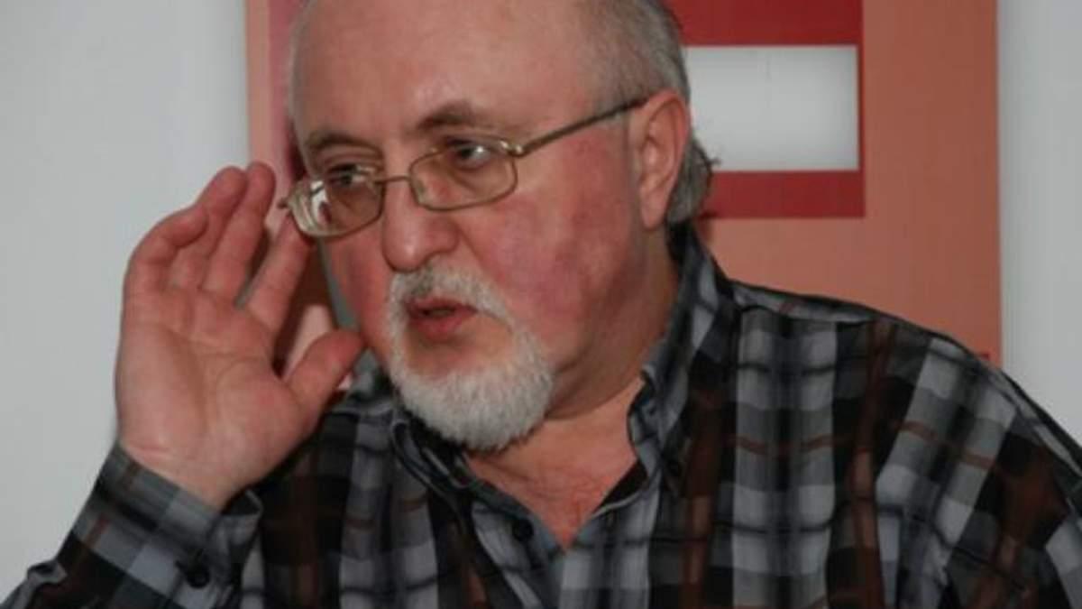 Колесніченко програв апеляційний суд письменнику Винничуку