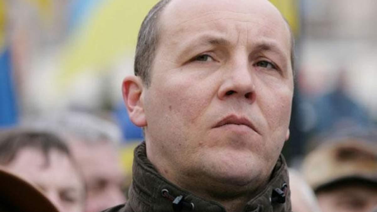На 16 січня влада запланувала силовий розгін Майдану, - Парубій
