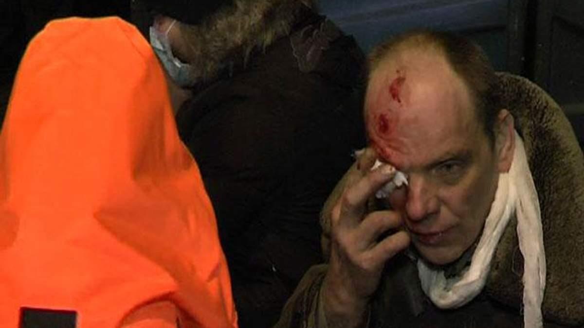 За два дня столкновений на Грушевского пострадали более 200 человек