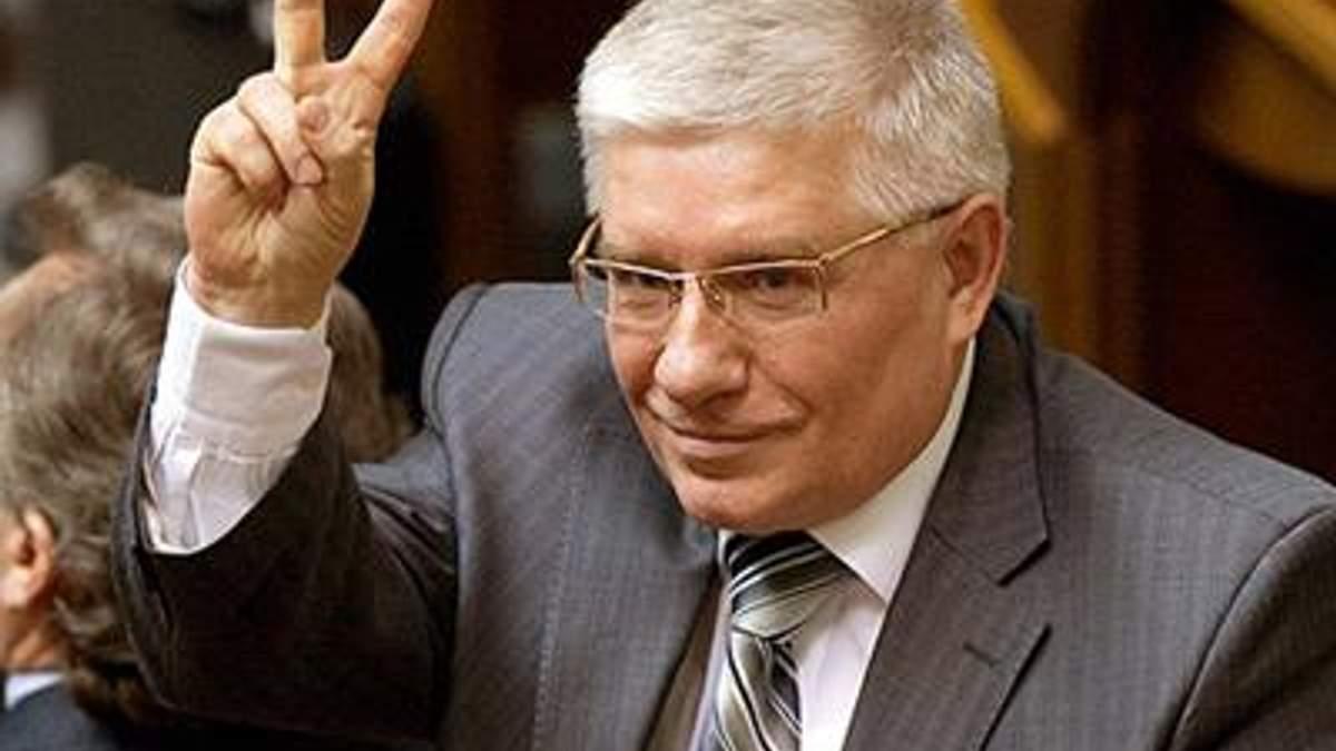 Чечетов говорит, что Сухой отзовет заявление о выходе из ПР, - СМИ