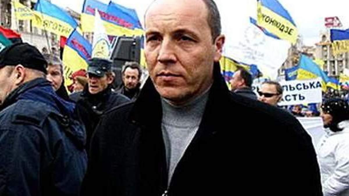 Сьогодні в Києві висадиться російський спецназ, — Парубій