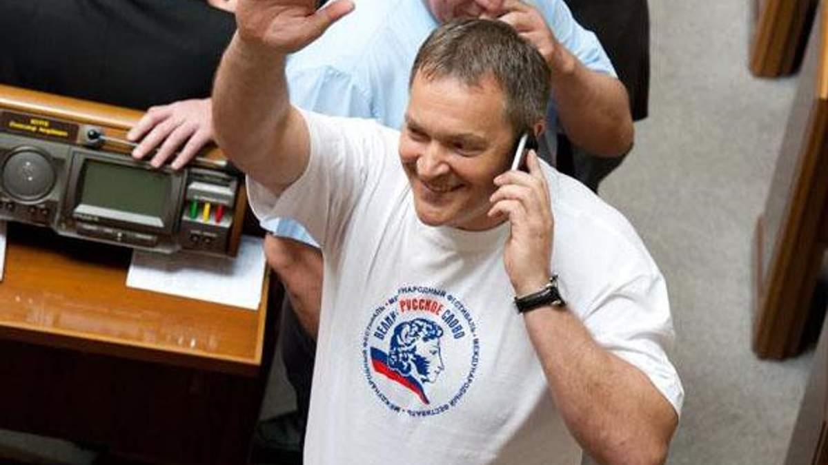 Колесніченко побачив вихід — федеративна Україна