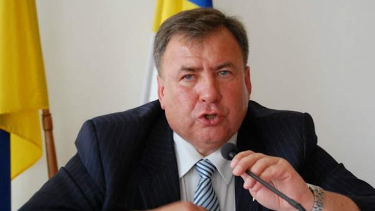 Голова Рівненської обласної ради Юрій Кічатий