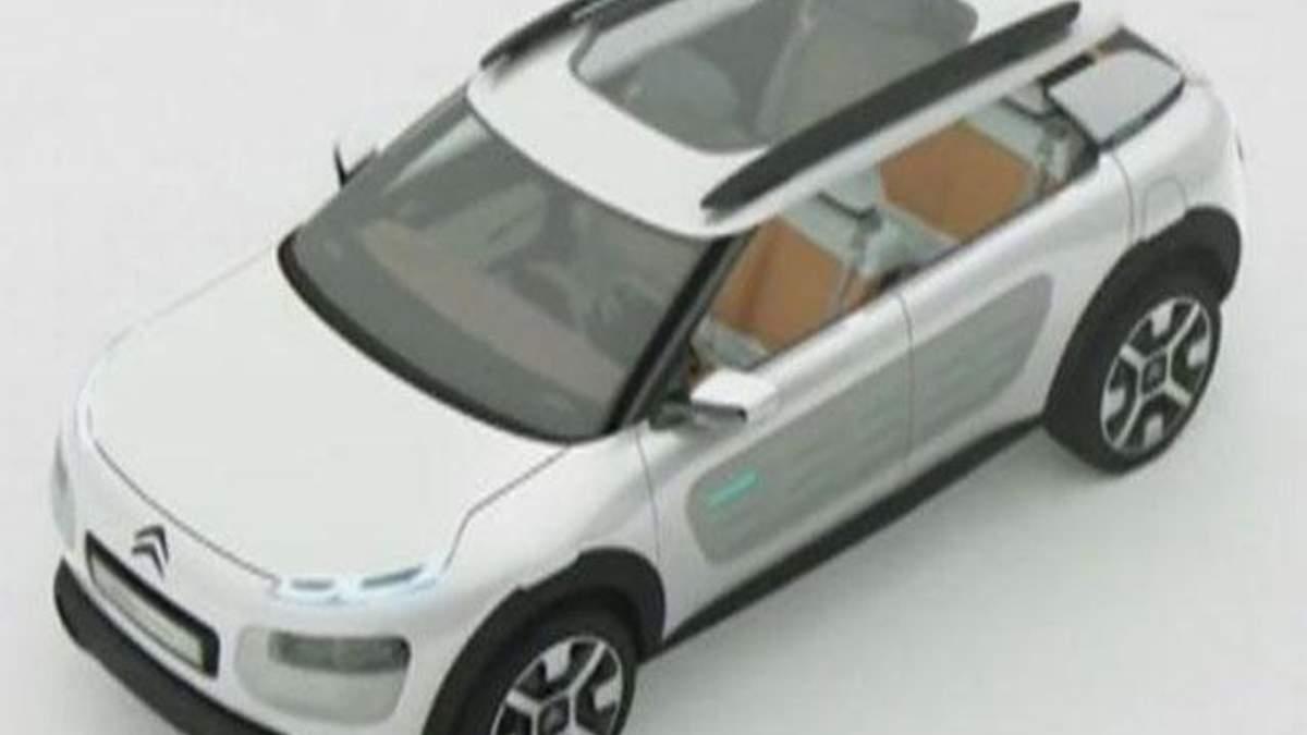 Новинки від Citroen та Skoda і супердвигун від Nissan