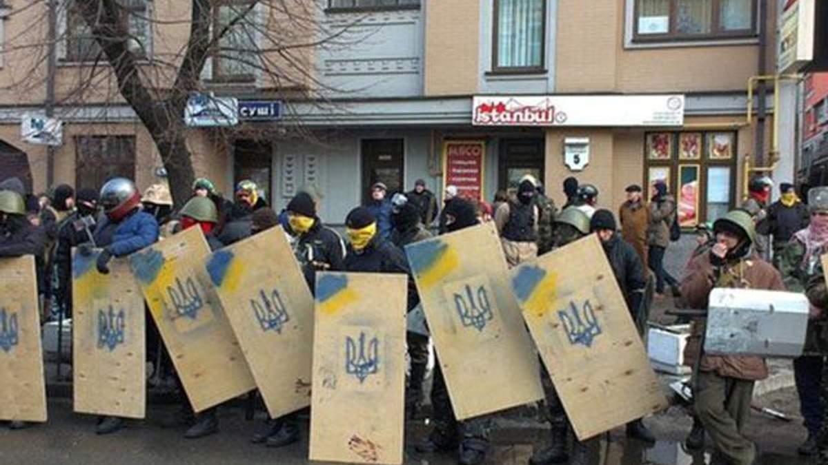 Події 11 лютого: Самооборона вийшла за межі Майдану, Фюле поговорив з опозицією