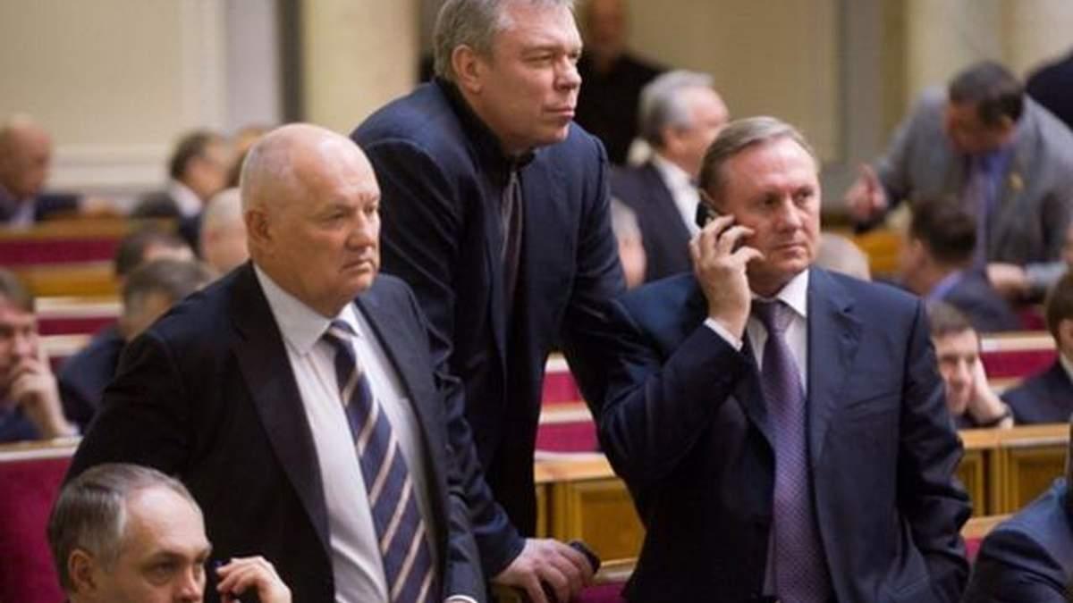 Регионалы попросят Януковича внести кандидатуру премьера из числа представителей Партии регионов