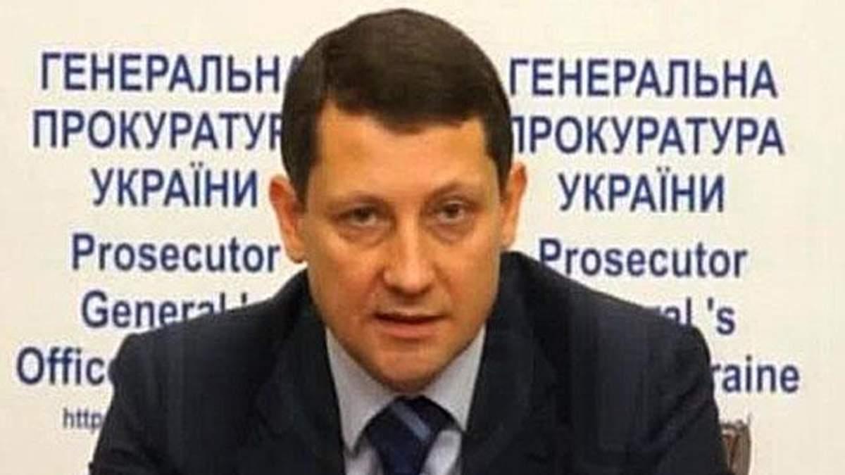 Віталій Білоус – в.о. генпрокурора