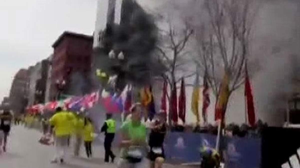 Теракт в США: взрывы на марафоне в Бостоне