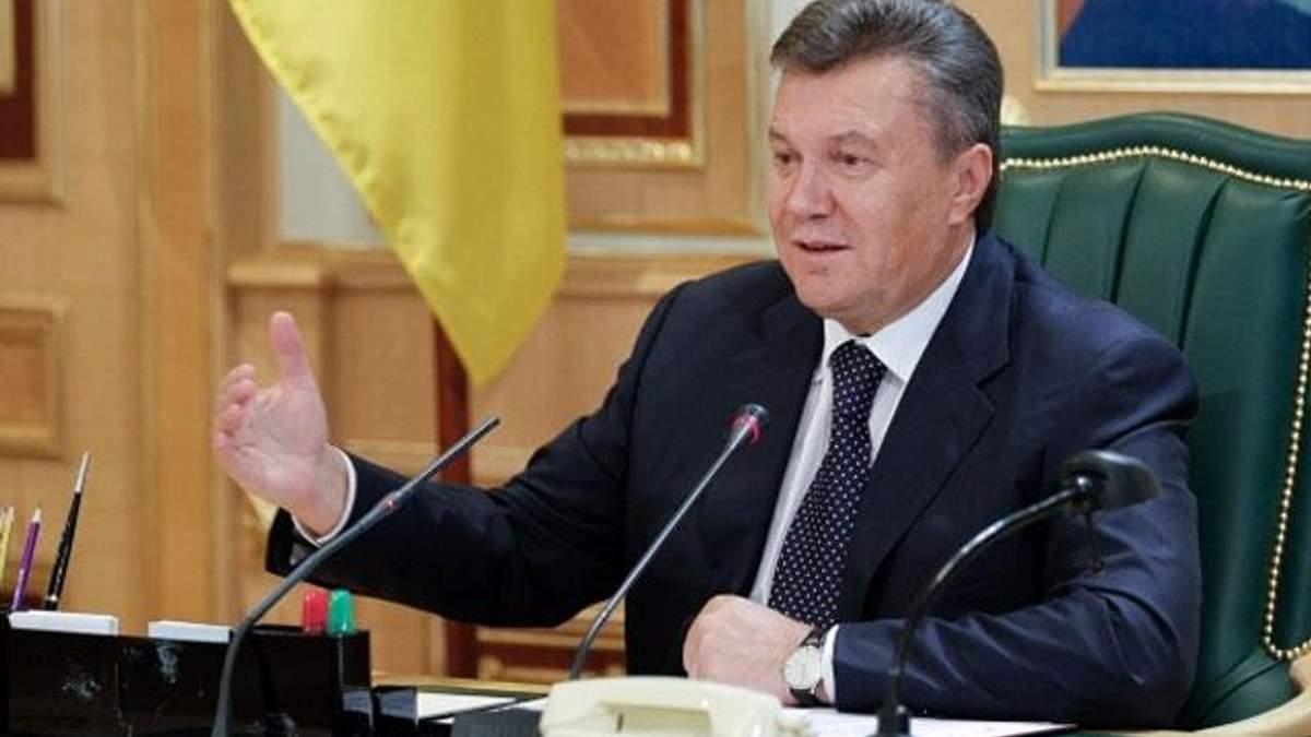 Появился список посетителей Януковича во время стрельбы в Киеве