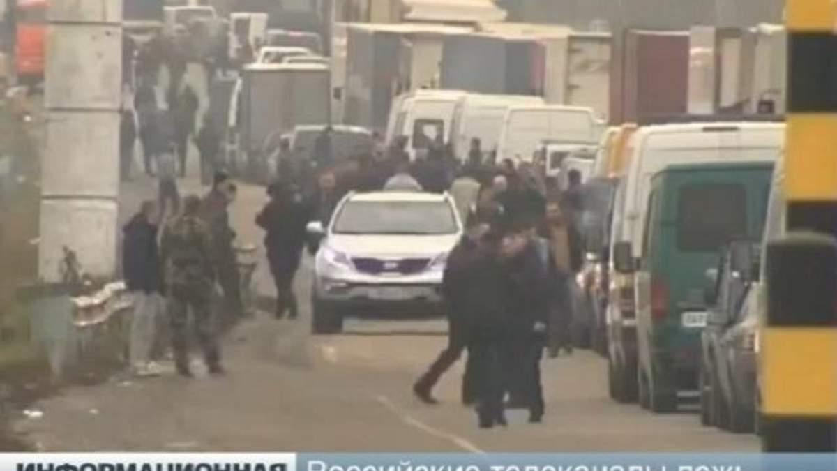 Інформаційна війна: У Криму відключають українські телеканали (Видео на русском)