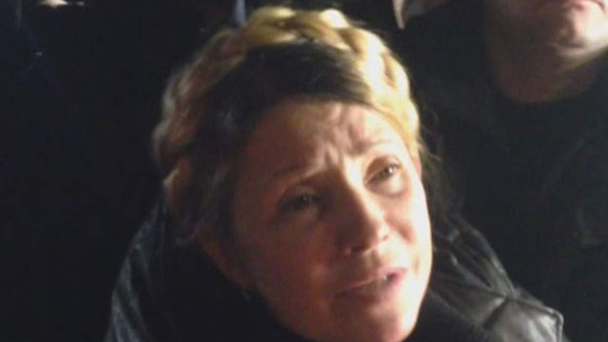 Немецкие врачи в ближайшее время определятся насчет операции Тимошенко