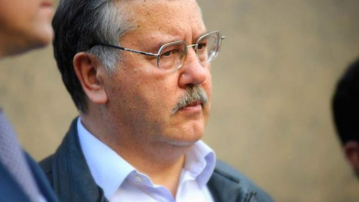 Уряд виділив армії вдвічі менше грошей, ніж потрібно, — Гриценко