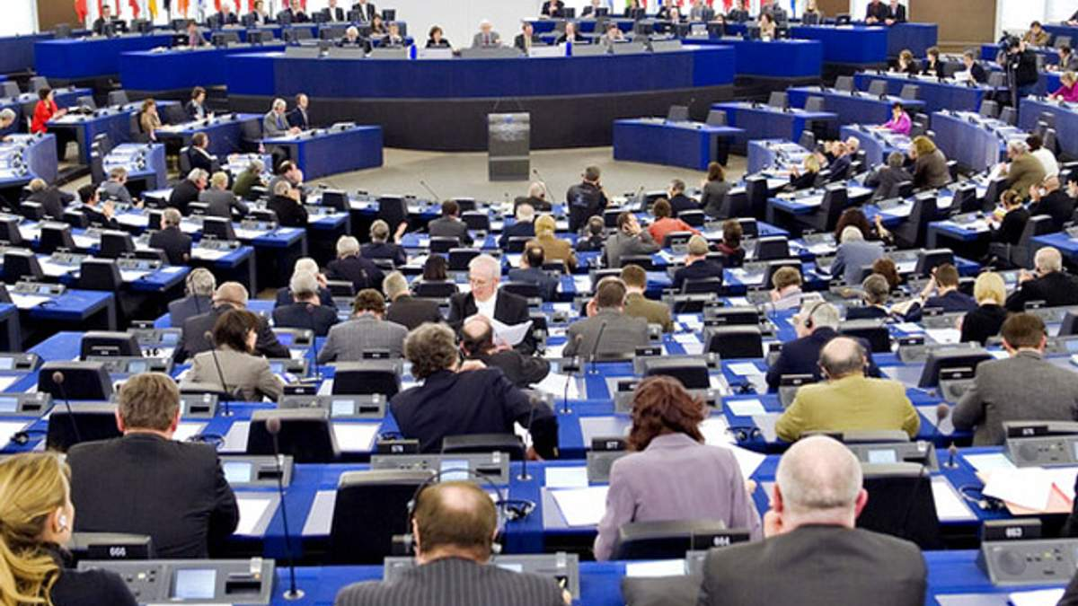 Европарламент снизил пошлины для украинских товаров в ЕС
