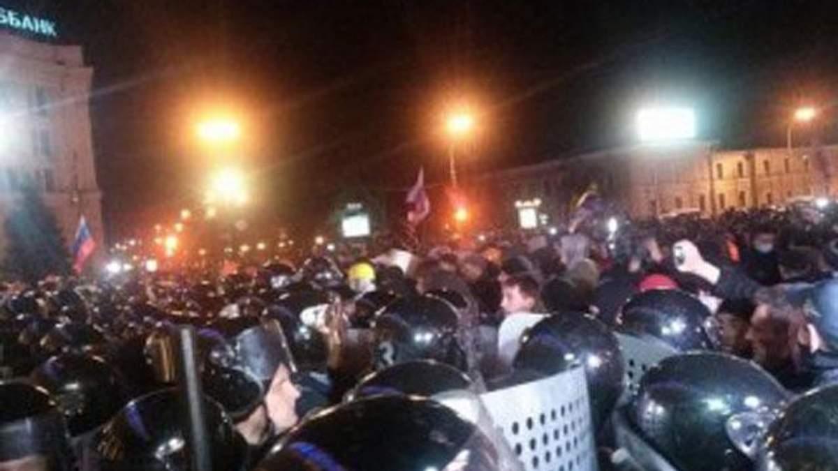 Захоплення Харківської ОДА