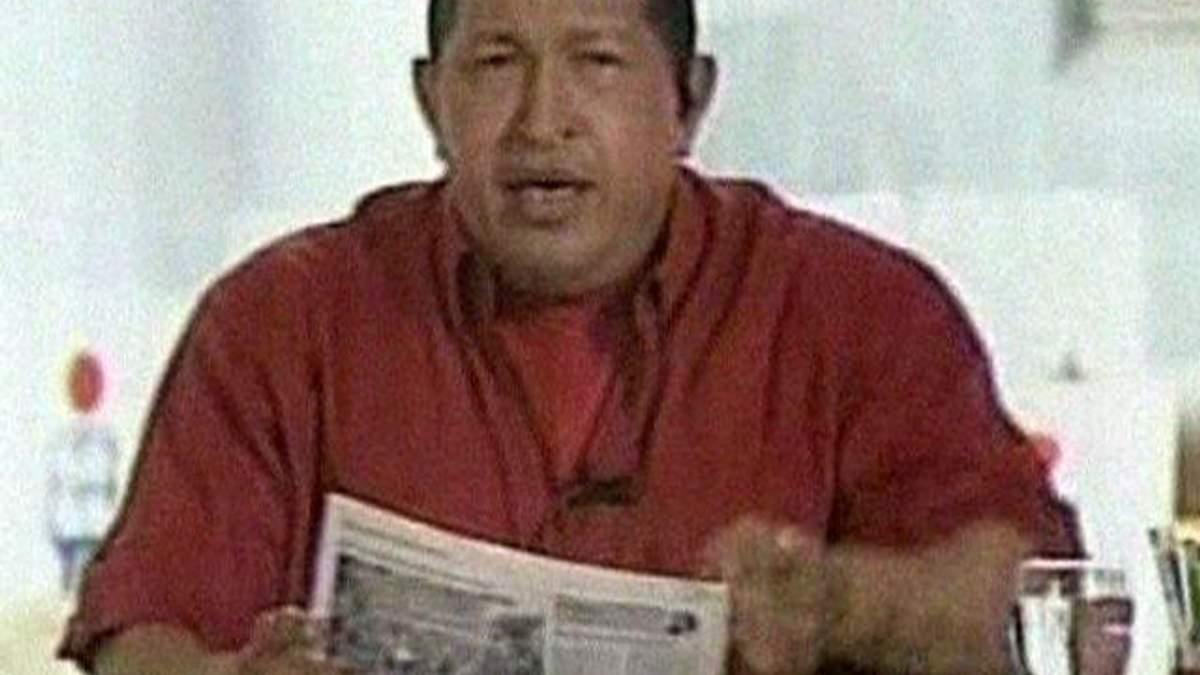 Революція у Венесуелі, яка привела до влади одного з найодіозніших політиків у світі -—Чавеса