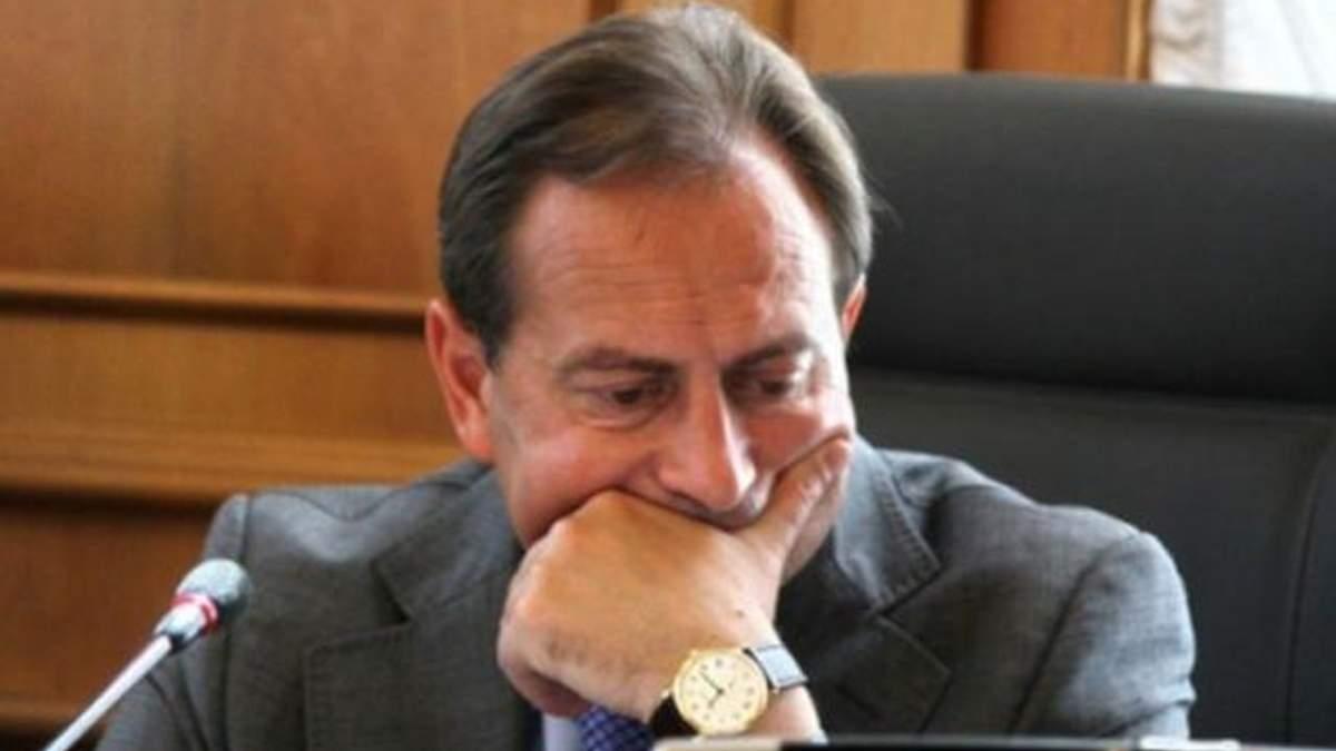 Томенко пропонує розпочати на сході України антитерористичну операцію