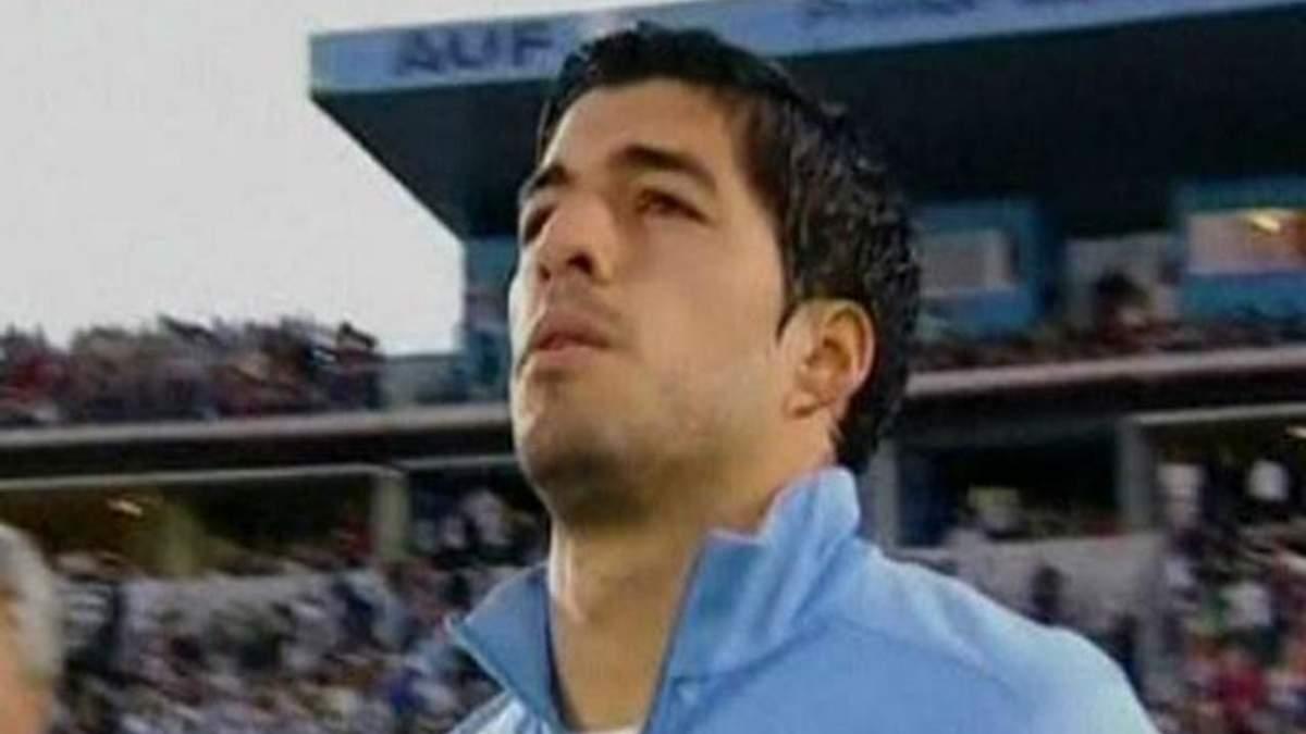Зірки футболу. Луїс Суарес - найскандальніший гравець прем'єр-ліги