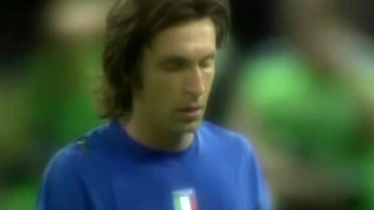 Андреа Пирло - гениальный футболист, которого называют олицетворением самой Италии