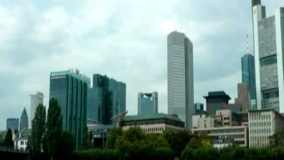 Вокруг света. Франкфурт-на-Майне - финансовое сердце Германии и родина Гете