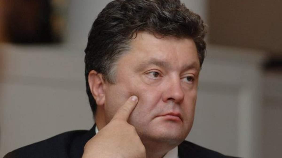 Порошенко считает, что Украине сейчас не время вступать в НАТО