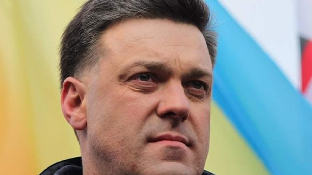 Тягнибок хочет, чтобы Украина немедленно подала заявку на вступление в НАТО