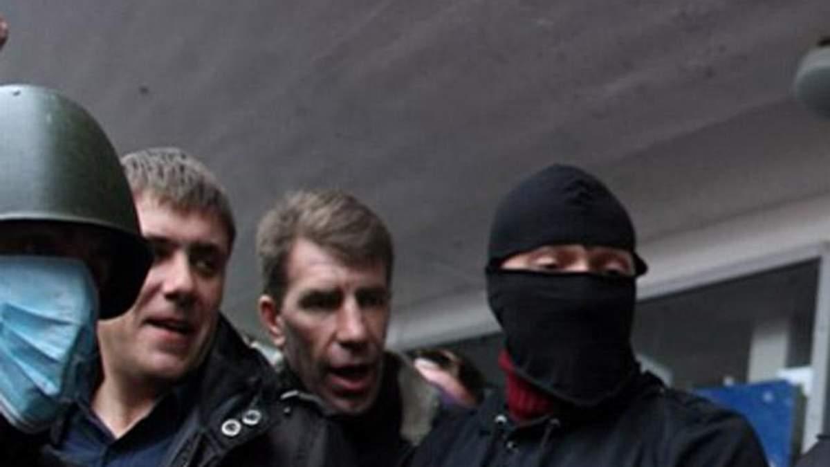 Мера Горлівки озброєні терористи змусили написати заяву про відставку