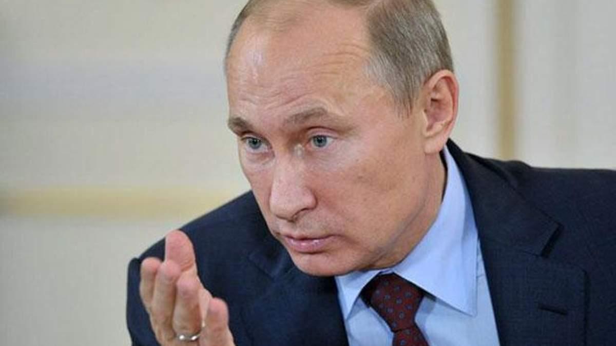 З 1 червня Росія постачатиме газ Україні виключно за передоплатою, — Путін