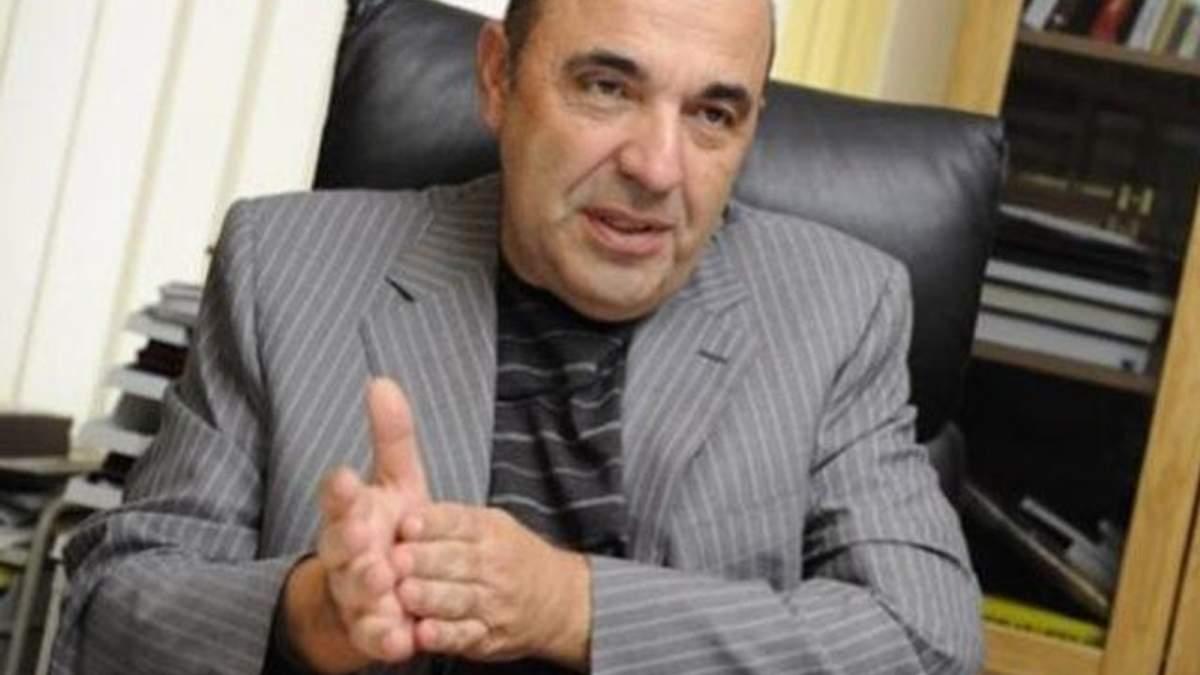 Украинцам еще долго будут нужны визы, - Рабинович