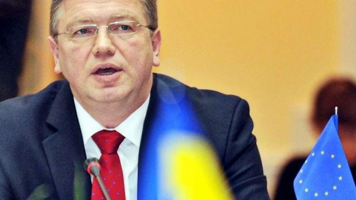 Украина может подписать экономическую часть соглашения об ассоциации с ЕС 27 июня, - Фюле
