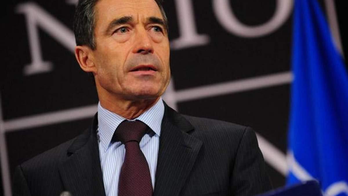 Грузія стане членом НАТО, якщо буде відповідати всім вимогам, — Расмуссен