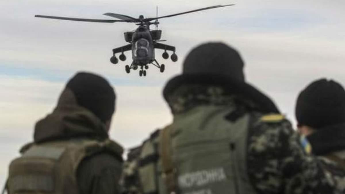 Украина перекрыла 248 километров государственной границы, - Порошенко