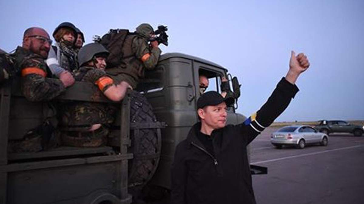 Ляшко дальше будет уничтожать террористов, несмотря на решение Порошенко
