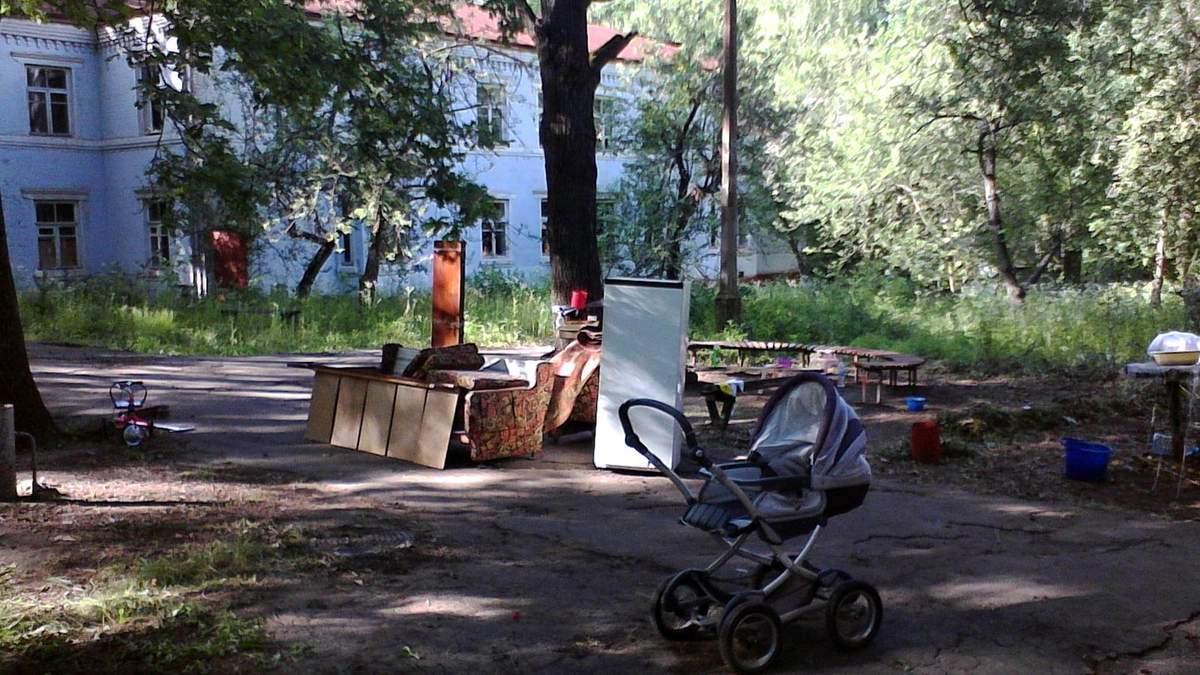 У пошуках спокою: Харків став притулком для сотень біженців