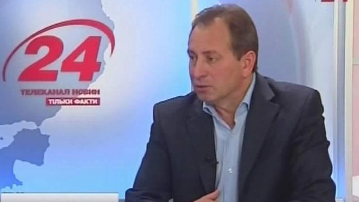 У війні мають бути задіяні найкращі урядові кадри, – Томенко