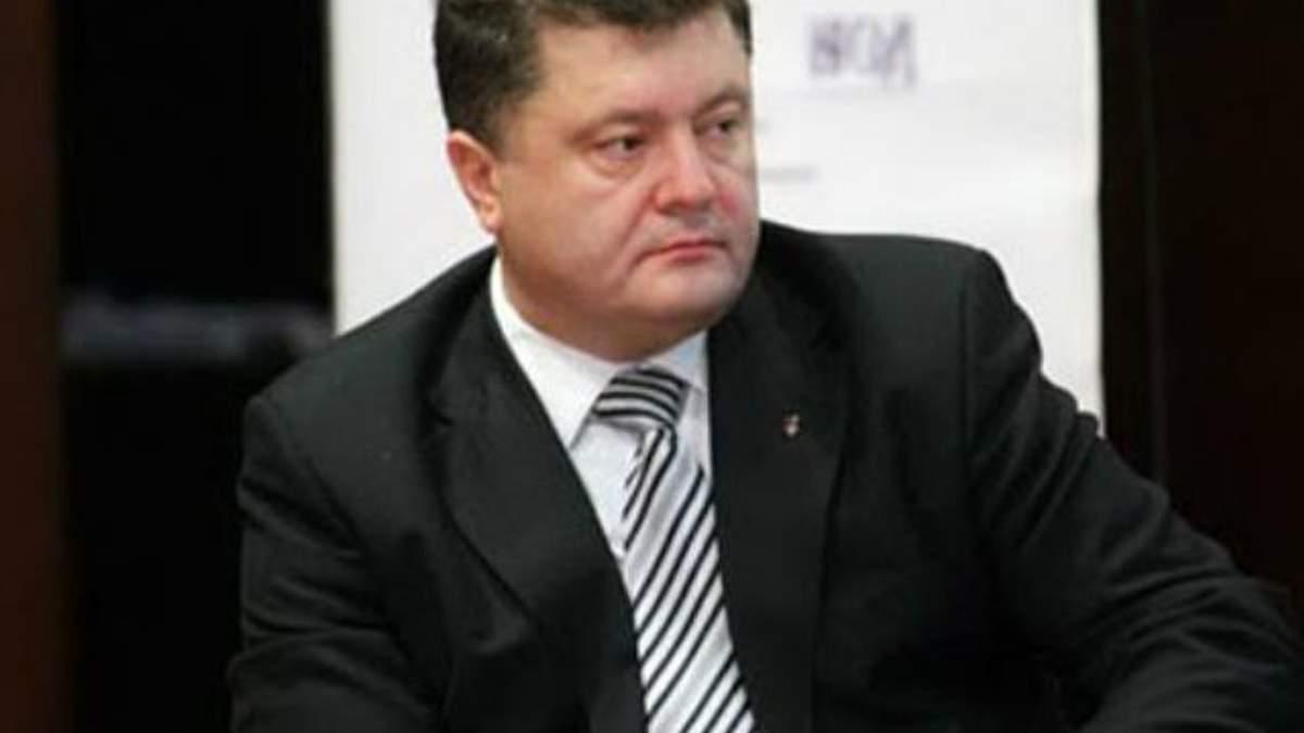 Проект змін до Конституції зареєструють у парламенті в четвер, — Порошенко