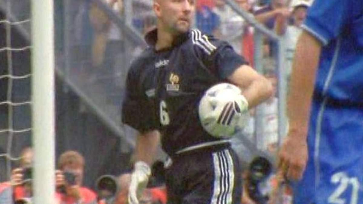 Двоє воротарів не пропускали голів у десяти матчах Мундіалів