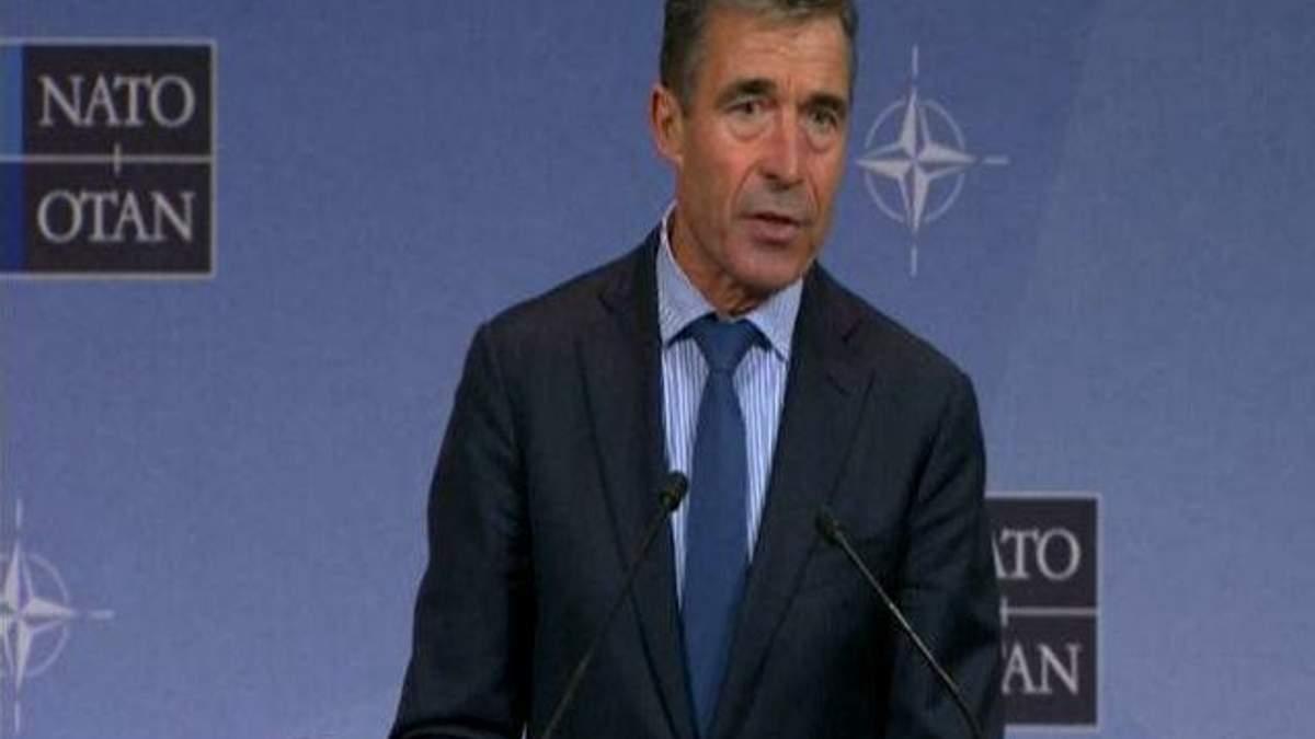 НАТО створює трастові фонди для фінансування Збройних сил України