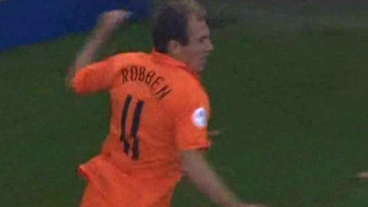 Роббен - благодаря футбольному эгоизму его считают один из лучших полузащитников современности