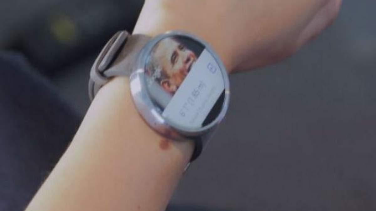"""Motorola представила """"умные"""" часы, в Украине появится новый смартфон LG"""