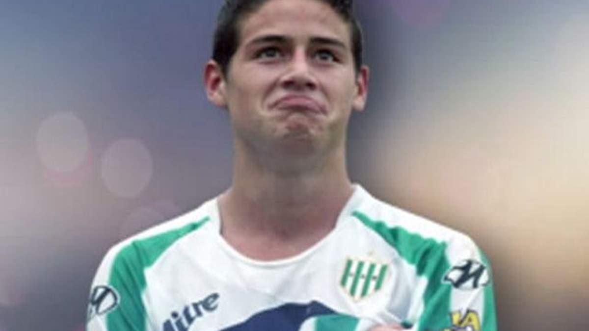 Зірки футболу: символ епохи футболу Хамес Родрігес