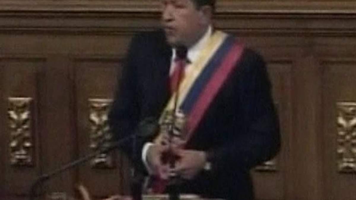 Революционеры: Чавес – любимец всех, несмотря ни на что