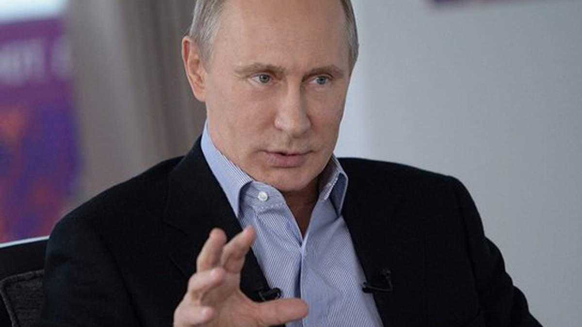 """Путин считает, что І Мировая состоялась, потому что """"Европа не слышала Россию"""""""