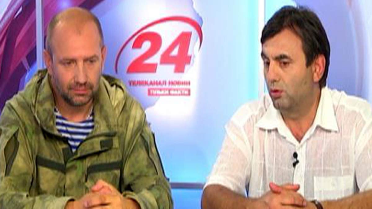 """Волонтерські грузи, які йдуть до нас — грабує міліція, — командир """"Айдару"""""""