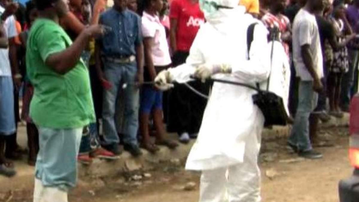 """Вирус """"Эбола"""" унес жизни более тысячи человек"""