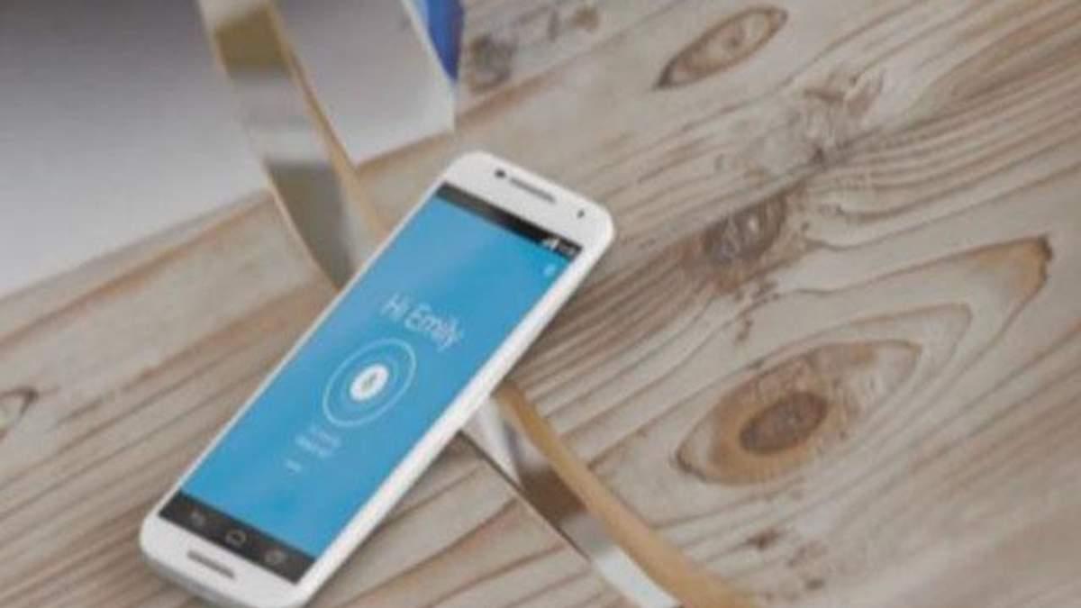 Motorola представила смартфон Moto X, розроблений новітній бойовий лазер