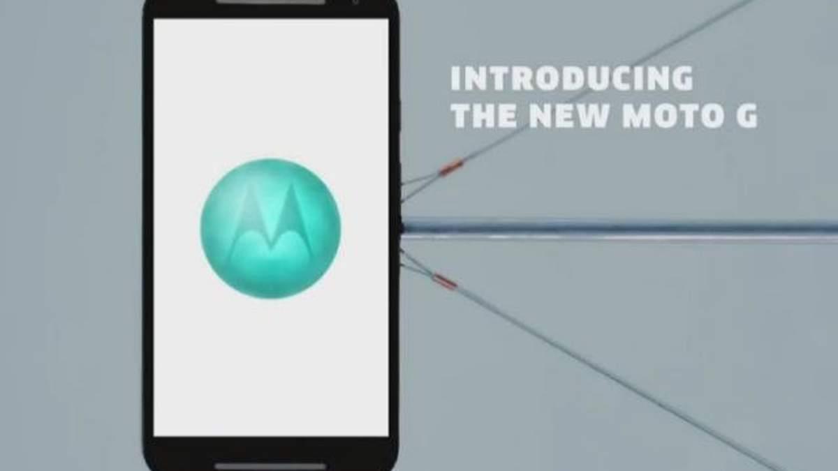 Motorola оновила смартфон Moto G