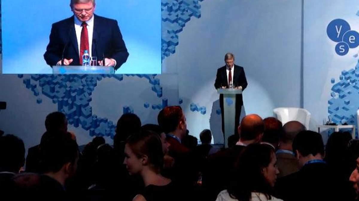 В Киеве проходит саммит YES. Главная тема – как уберечься от Третьей мировой войны