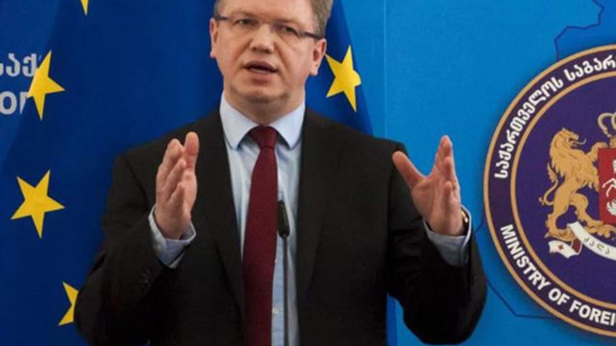 Тільки Україна та ЄС можуть приймати рішення стосовно Асоціації, — Фюле